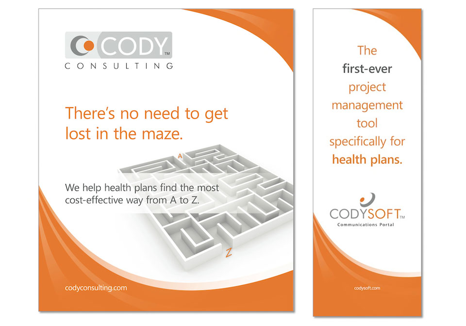 Cody Consulting Banners