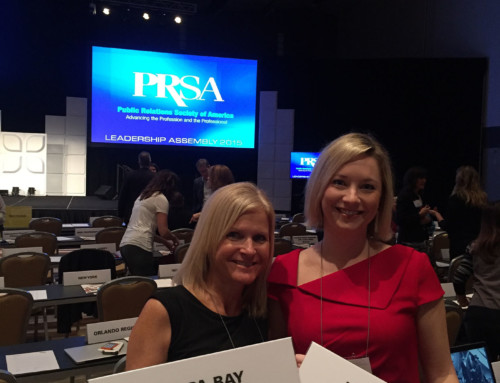 True Blue Represented at PRSA National Assembly