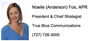 Noelle (Anderson) Fox, APR President & Chief Strategist