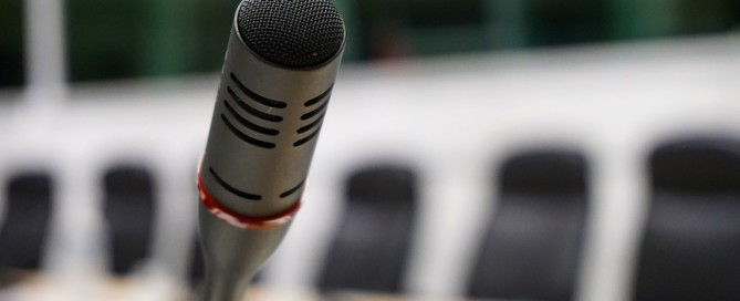 Microphone media tips